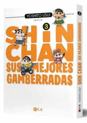 SHIN CHAN: SUS MEJORES GAMBERRADAS #03