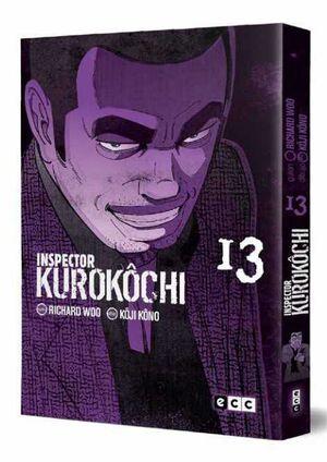INSPECTOR KUROKOCHI #13