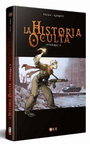 LA HISTORIA OCULTA. INTEGRAL #05