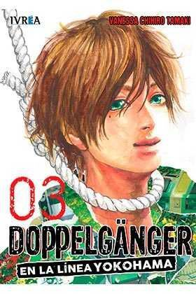 DOPPELGANGER #03 EN LA LINEA DE YOKOHAMA