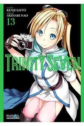 TRINITY SEVEN #13