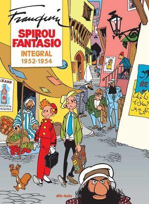 SPIROU Y FANTASIO INTEGRAL #03. 1952-1954