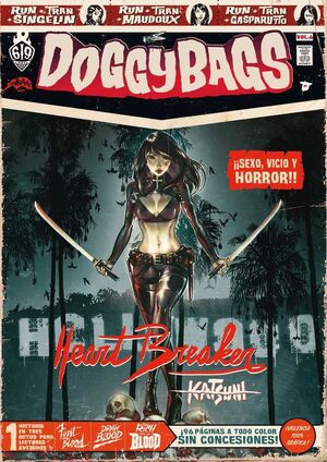 DOGGY BAGGS #06