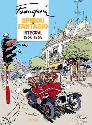 SPIROU Y FANTASIO INTEGRAL #05. 1956-1958