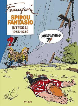SPIROU Y FANTASIO INTEGRAL #06 1958-1959