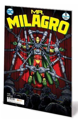 MR. MILAGRO #01