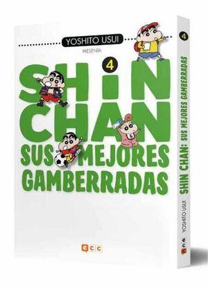 SHIN CHAN: SUS MEJORES GAMBERRADAS #04