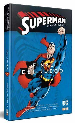 SUPERMAN: EL NUEVO MILENIO #01. FINAL DEL JUEGO