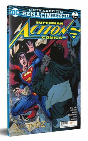SUPERMAN: ACTION COMICS #07
