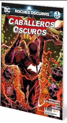 NOCHES OSCURAS: CABALLEROS OSCUROS #01