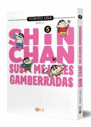 SHIN CHAN: SUS MEJORES GAMBERRADAS #05