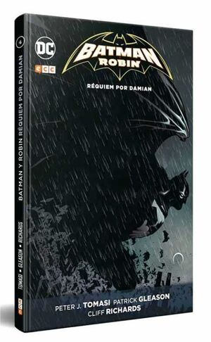 BATMAN Y ROBIN #04. REQUIEM POR DAMIAN