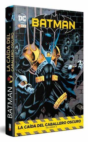 BATMAN: LA CAIDA DEL CABALLERO OSCURO VOL. 3