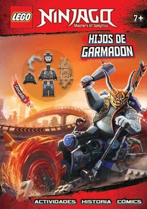 LEGO NINJAGO. HIJOS DE GARMADON