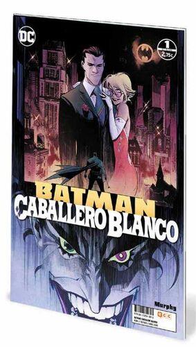 BATMAN: CABALLERO BLANCO #01