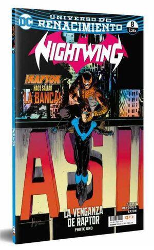 NIGHTWING #15. RENACIMIENTO 08 (RTCA - ECC)