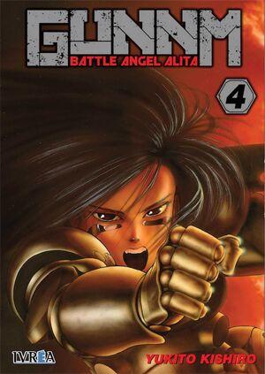 GUNNM: BATTLE ANGEL ALITA #04