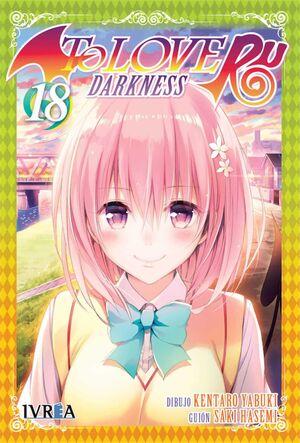 TO LOVE RU DARKNESS #18