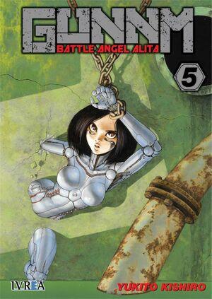 GUNNM: BATTLE ANGEL ALITA #05