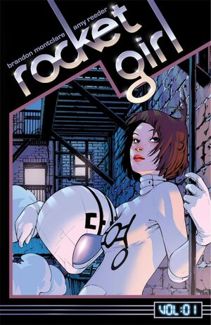 ROCKET GIRL #01. TIEMPOS AL CUADRADO