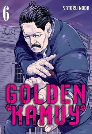 GOLDEN KAMUY #06