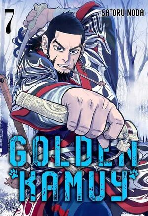GOLDEN KAMUY #07