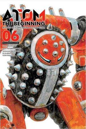 ATOM: THE BEGINNING #06