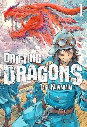 DRIFTING DRAGONS #01