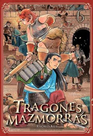 TRAGONES Y MAZMORRAS #06