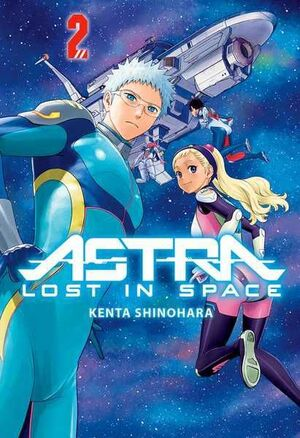 ASTRA: LOST IN SPACE #02