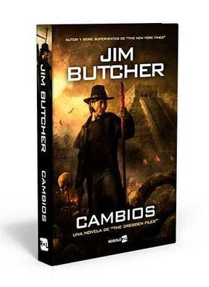 THE DRESDEN FILES: CAMBIOS JDR