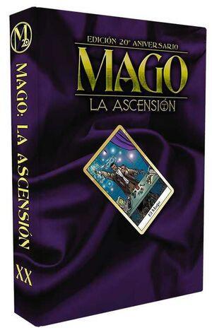 MAGO LA ASCENSION JDR 20 ANIV - PACK INICIADO