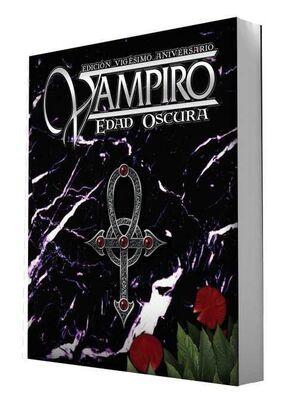 VAMPIRO EDAD OSCURA 20 ANIVERSARIO ED. BOLSILLO