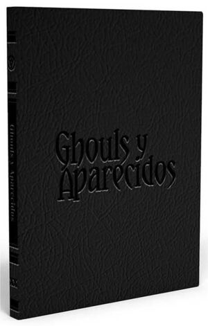 VAMPIRO V20 JDR GHOULS Y APARECIDOS ED. DELUXE