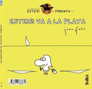 LAS AVENTURAS DE ESTEISI Y PIMIENTO #02. ESTEISI VA A LA PLAYA