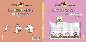 LAS AVENTURAS DE ESTEISI Y PIMIENTO #04. ESTEISI VA AL CHIKIPARK