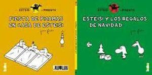 LAS AVENTURAS DE ESTEISI Y PIMIENTO #06. ESTEISI Y LOS REGALOS DE NAVIDAD