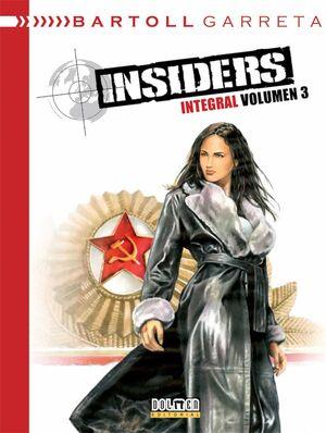 INSIDERS. INTEGRAL VOL. 03