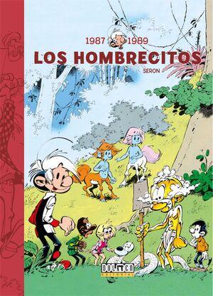 LOS HOMBRECITOS #09: 1987 - 1989