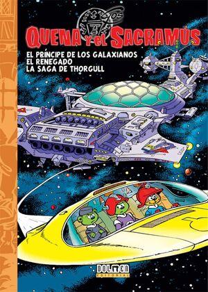 QUENA Y EL SACRAMUS #04