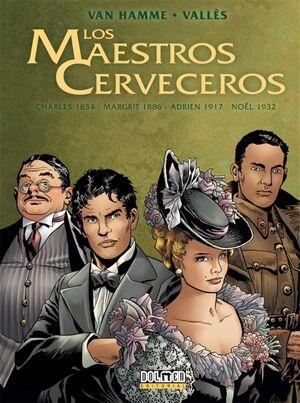 LOS MAESTROS CERVECEROS #01