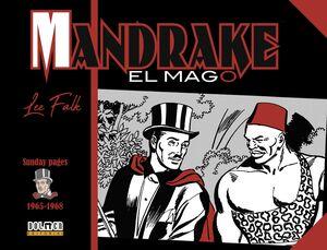 MANDRAKE EL MAGO 1965-1968
