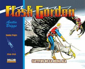 FLASH GORDON. CAUTIVOS DE LA REINA ALA 1946-1948
