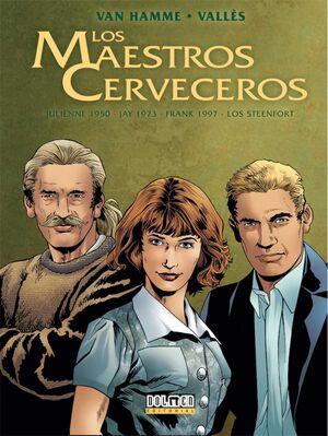 LOS MAESTROS CERVECEROS #02
