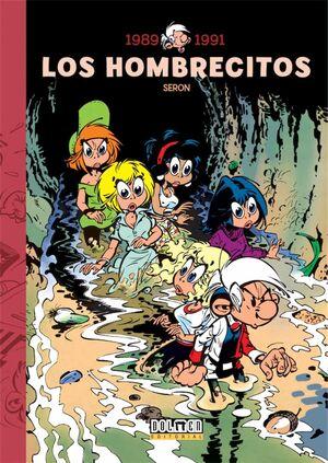 LOS HOMBRECITOS #10: 1989 - 1991