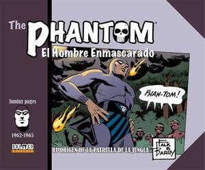 THE PHANTOM. EL HOMBRE ENMASCARADO: EL ORIGEN DE LA PATRULLA DE LA JUNGLA