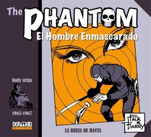 THE PHANTOM. EL HOMBRE ENMASCARADO 1965-1967: LA BRUJA DE HANTA