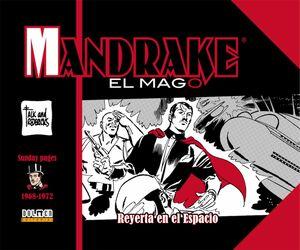 MANDRAKE EL MAGO 1968-1972. REYERTA EN EL ESPACIO