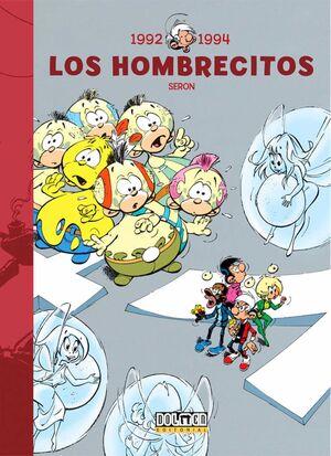 LOS HOMBRECITOS #11: 1992 - 1994