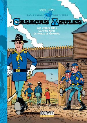 CASACAS AZULES 1992-1994